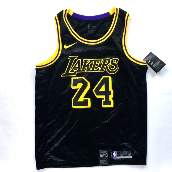 970a30a05 Nike LA Lakers Kobe Bryant City Swingman Jersey